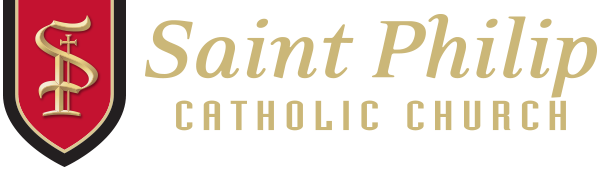 Saint Philip Catholic Church Mobile Logo